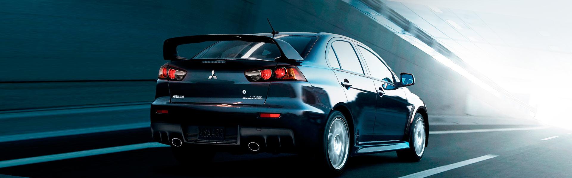 Наконечник рулевой тяги на Mitsubishi